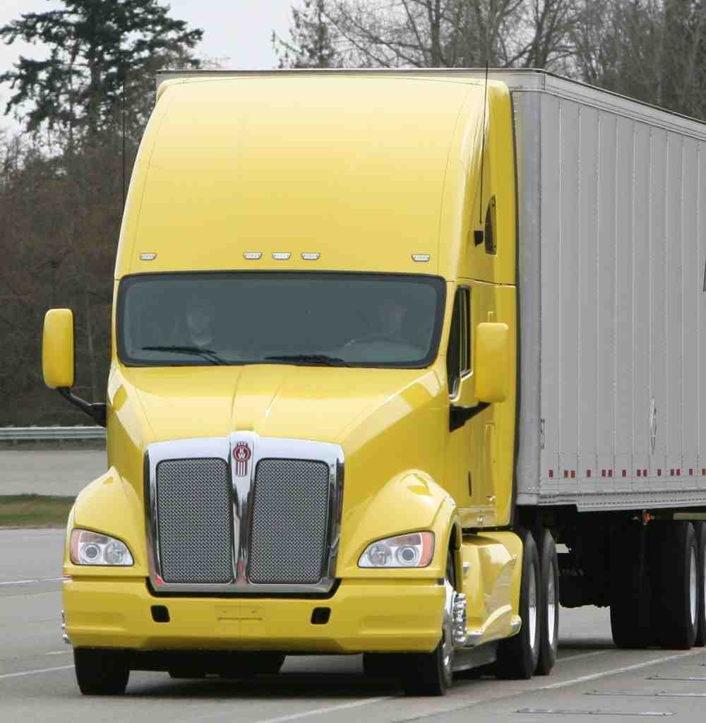 Kenworth's new T700 is now in full production.