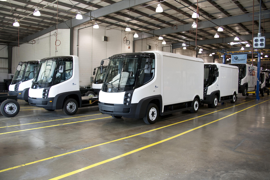 Navistar's all-electric eStar truck is generating buzz among environmentally responsible fleets, according to the manufacturer.