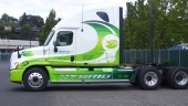 Daimler Trucks North America and Wal-Mart have partnered to launch the first-ever hybrid electric Freightliner Cascadia.