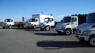 Hino offers a full line of Classes 4-7 medium-duty trucks in Canada.