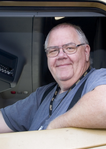 Bison Transport's Laird Copeland will be honoured for his two million consecutive accident-free driving miles at the carrier's annual awards banquet on Friday.