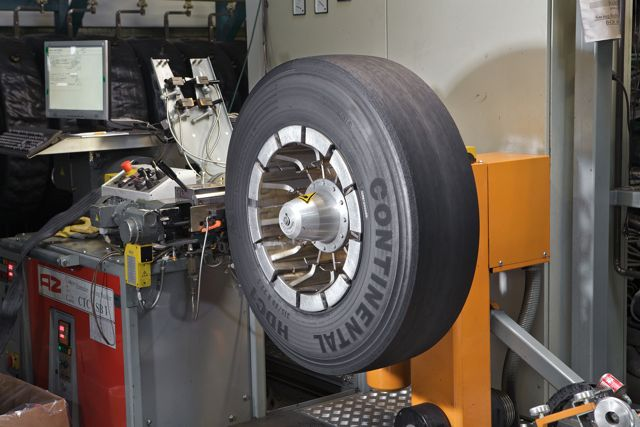 Continental Tire will be producing retreads for all its products at its Morelia, Mexico retread plant.