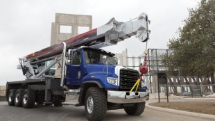 Crane applications are expected to be a nice fit for the new vocational Freightliners, the company announced.