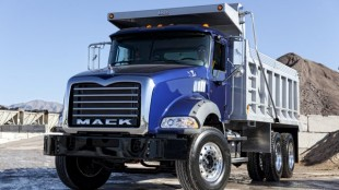 The new Mack Granite Medium Heavy Duty (MHD).