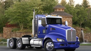The regional haul Kenworth T660.
