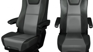 Kenworth T700s are now available with premium, proprietary seats.