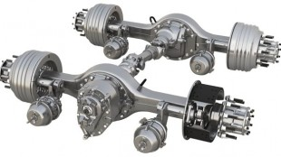 Meritor's popular 14X suspension will soon come with an optional aluminum carrier that saves a further 100 lbs.