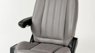 Peterbilt's new Premium Seat.