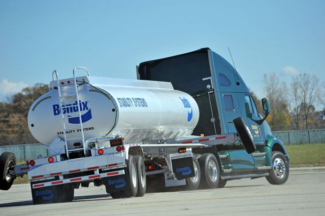 Bendix has seen increasing demand for its Bendix ESP stability system.