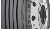 The new Michelin XZA3+ Evertread.