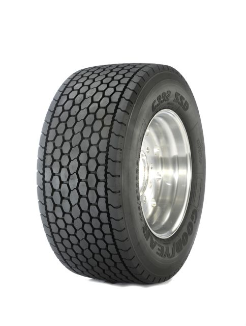 Goodyear is now offering its DuraSeal and Fuel Max technologies in two wide-base single offerings.