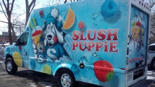 Slush Puppie Canada, Straight Truck