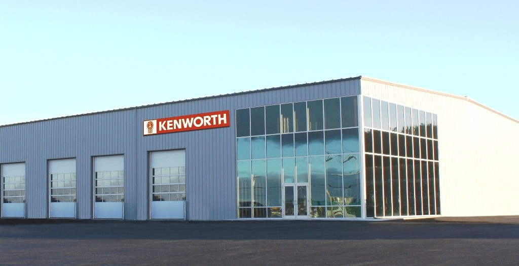 Kenworth of Newfoundland's new Mount Pearl location boasts triple the amount of service department space and more than quadruples parts department size compared with its previous facility.
