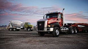 The Cat CT660 vocational truck is now in production.