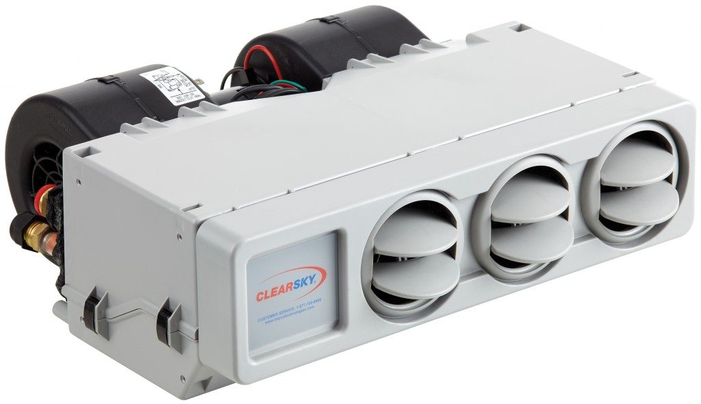 ... offering new battery-powered air conditioning system - Truck News