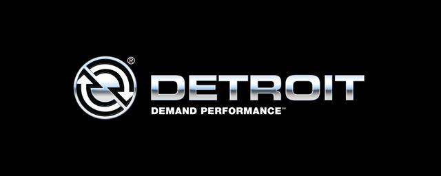 The new Detroit logo.