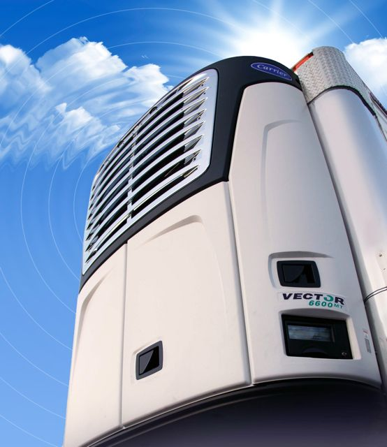 Carrier Transicold claims testing has shown its hybrid Vector TRU to be the quietest diesel-powered reefer in the market.