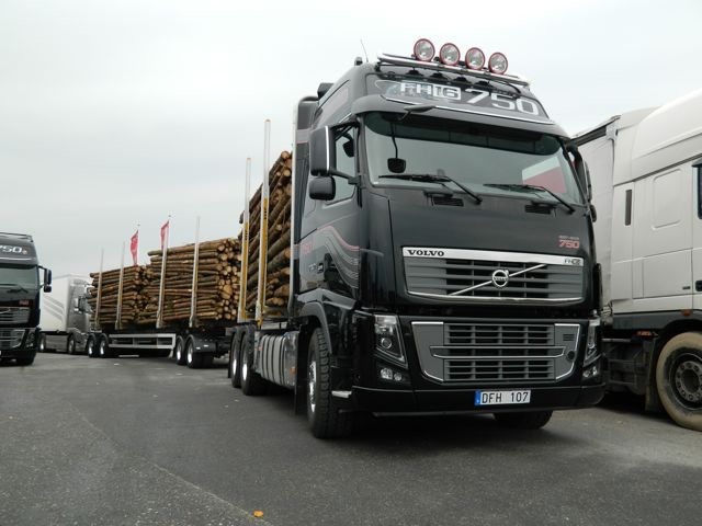 SPECIAL REPORT: The I-Shift shines in Sweden - Truck News