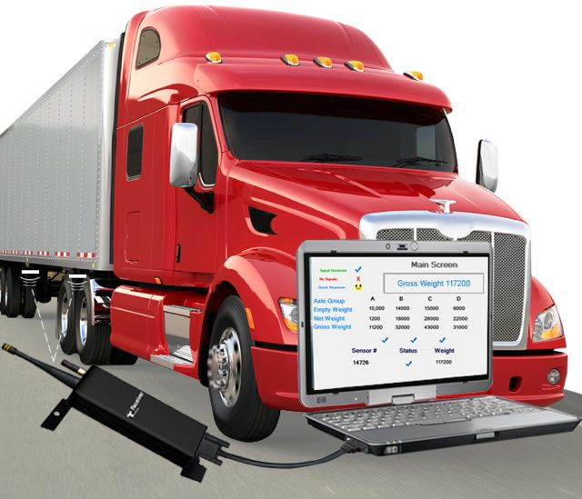 TruckWeight now offers free software allowing customers to track weights on their computer while loading and unloading.