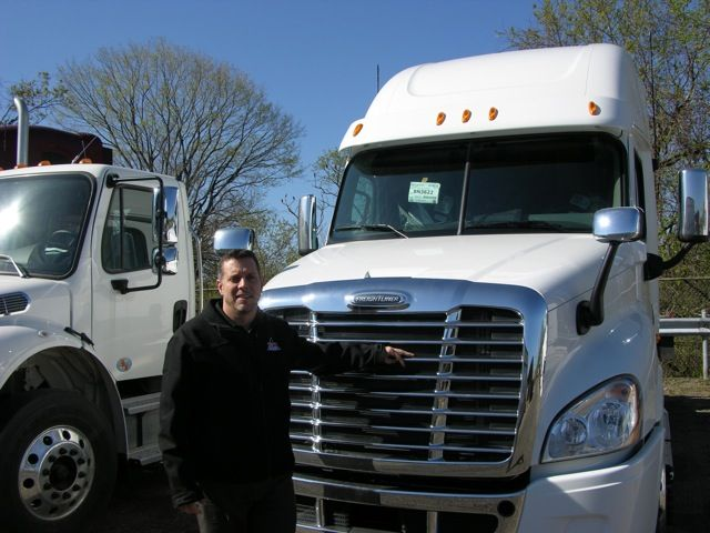 Rob Nusca is now used truck sales manager for Team Truck Centre's Kitchener dealership.