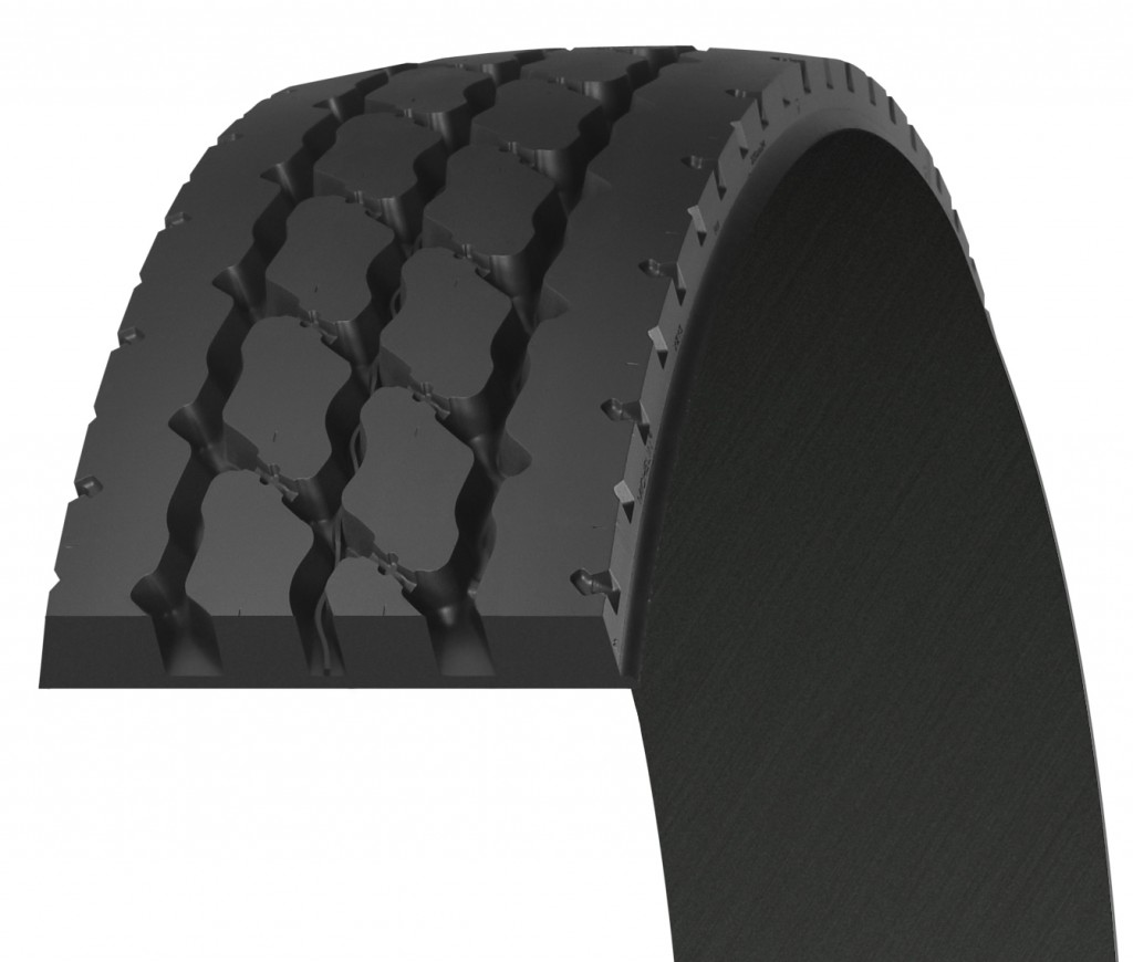 Michelin's new XZY 3 Pre-Mold retread is designed for the rigours of mixed-use applications.