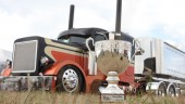 This Peterbilt won Best in Show at this year's Shell Rotella SuperRigs competition.
