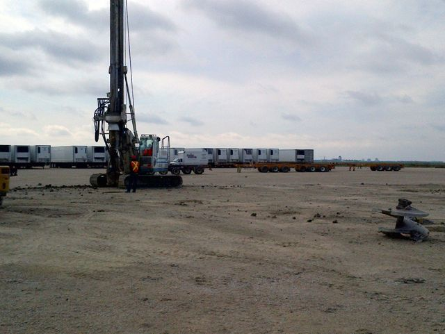 Trailer Wizards has broken ground on a new Winnipeg facility, slated for opening in January 2013.