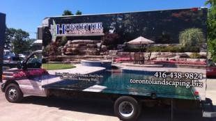 Hofstetter Landscaping - Light Duty Commercial Truck