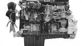 Detroit's DD13 engine.
