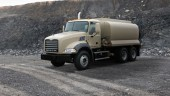 Mack has received an order for 100 Granites to serve as fuel and water tanker trucks in Iraq, Afghanistan and other rebuilding nations.