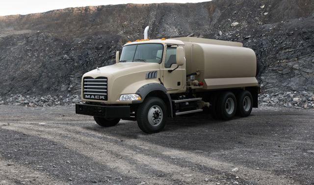 Mack Gets Boost From Us Military Order Truck News