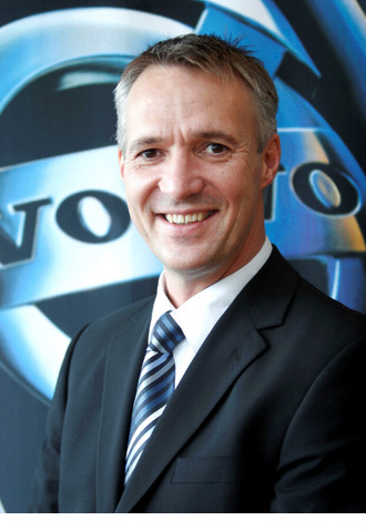 Volvo Trucks has appointed Gran Nyberg as its president of North American sales and marketing.