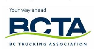 The BCTA is sporting a new logo in an effort to represent the association's progress over nearly 100 years.