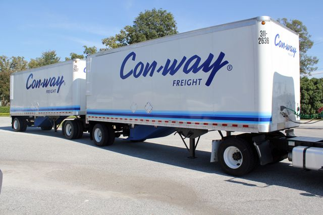 Con-Way Truckload says it is enjoying fuel savings and no additional maintenance expenses, using the SmartTruck UnderTray system. A new version is available for 28-ft. pup trailers.