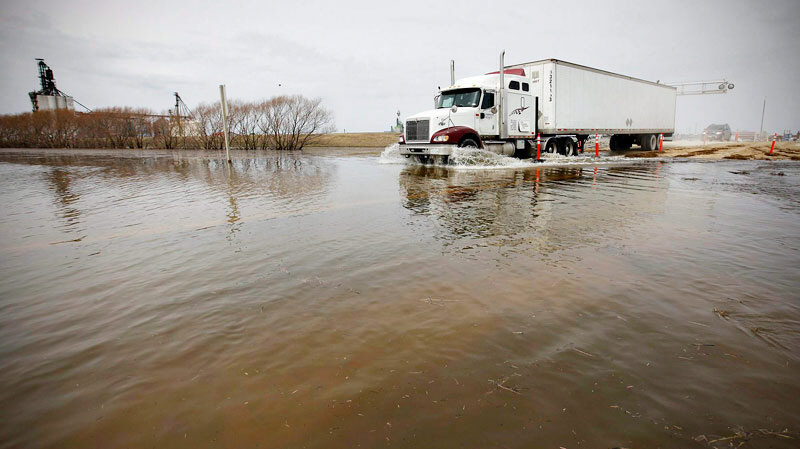 The MTA estimates that the additional costs associated with the closure of Highway 75 due to flooding are at least $1.5 million dollars per week the highway is closed.