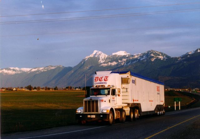 DCT Chambers Trucking has earned one of B.C.'s top safety awards.