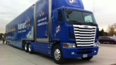 Supercube truck unveiled at Walmart Home office in Mississauga, Ontario