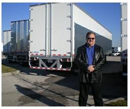 New Trailer Wizards senior account manager Dan Holt will be responsible for developing and maintaining accounts, as well as generating new business in Eastern Ontario.