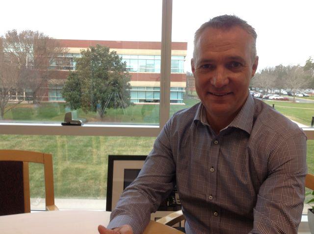 Goran Nyberg, president of sales and marketing, Volvo Trucks North America.