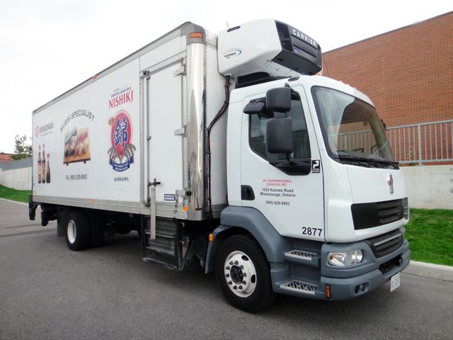 JFC International has taken delivery of a K370 cabover for local delivery of Asian food products