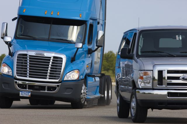 Meritor Wabco's latest OnGuard collision mitigation system now offers stationary object detection.
