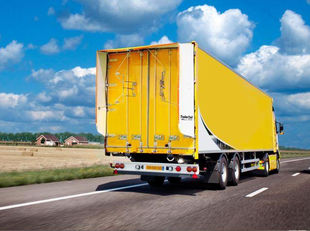 European trailers can now run 50-cm trailer tails.