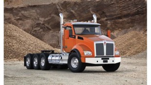 The Kenworth T880.