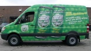 Light-Duty Commercial Truck - Cheetah Power Surge