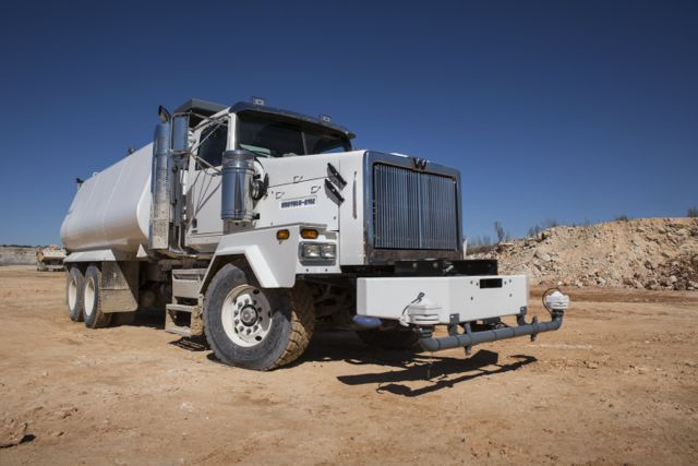 Western Star is now offering this high-capacity 4900XD water tank truck.