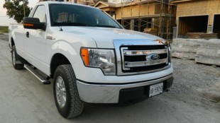 The 2013 Ford F-150