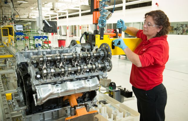 Cummins has announced the launch of its ISV5.0 engine, which will be built at the company's Columbus, Indiana plant.