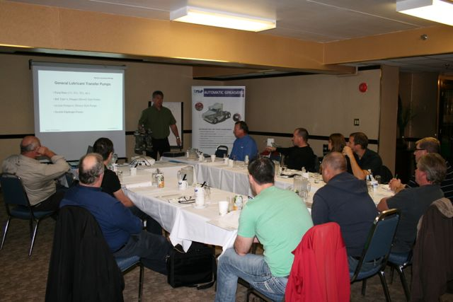 Flo Components is offering lubrication seminars to better educate the industry on best lubrication practices.