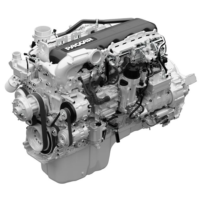 The Paccar MX-13 engine is gaining acceptance among Kenworth Class 8 customers, the company says.