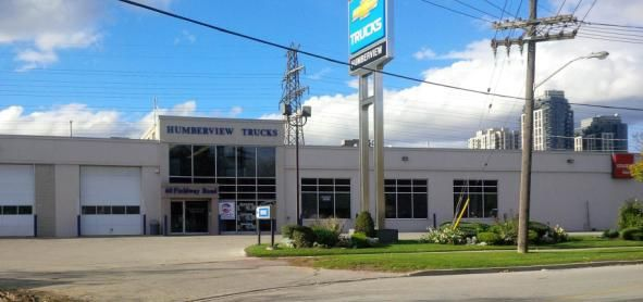 Humberview has entered into a partnership with Tallman Truck Centre to sell medium-duty International trucks.